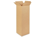 12- x 12- x 40- Tall Corrugated Boxes (Bundle of 15)