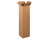 12- x 12- x 48- Tall Corrugated Boxes (Bundle of 15)