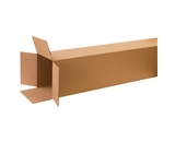 12- x 12- x 60- Tall Corrugated Boxes (Bundle of 10)