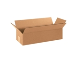 12- x 4- x 4- Long Corrugated Boxes (Bundle of 25)