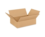 12- x 9- x 3- Flat Corrugated Boxes (Bundle of 25)