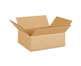 12- x 9- x 4- Flat Corrugated Boxes (Bundle of 25)