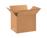 12 1/4- x 9 1/4- x 9- Corrugated Boxes (Bundle of 25)