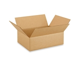 13- x 10- x 4- Corrugated Boxes (Bundle of 25)