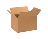 13 3/4- x 10 1/4- x 9 1/8- Corrugated Boxes (Bundle of 25)