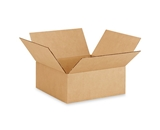 13- x 13- x 5- Flat Corrugated Boxes (Bundle of 25)