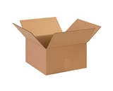 13 1/2- x 13 1/2- x 7 1/2- Corrugated Boxes (Bundle of 25)