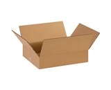 14- x 11- x 3- Flat Corrugated Boxes (Bundle of 25)