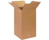 14- x 14- x 24- Tall Corrugated Boxes (Bundle of 15)