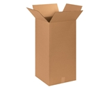 14- x 14- x 30- Tall Corrugated Boxes (Bundle of 20)