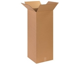 14- x 14- x 36- Tall Corrugated Boxes (Bundle of 15)
