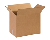 14 1/2- x 8 3/4- x 12- Corrugated Boxes (Bundle of 25)