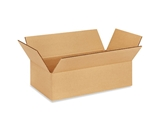 14- x 8- x 4- Corrugated Boxes (Bundle of 25)