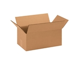 14 1/2- x 8 3/4- x 6- Corrugated Boxes (Bundle of 25)