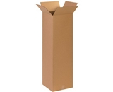 15- x 15- x 48- Tall Corrugated Boxes (Bundle of 10)