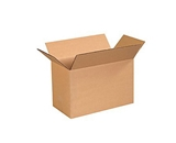 15- x 8- x 8- Corrugated Boxes (Bundle of 25)