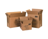 16 3/8- x 11 3/8- x 12 3/8- 4 - 1 Gallon F-Style Paint Can Boxes (10 Each Per Bundle)