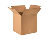 16- x 16- x 16- Corrugated Boxes (Bundle of 25)