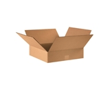16- x 16- x 4- Flat Corrugated Boxes (Bundle of 25)