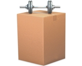 17 1/4- x 11 1/4- x 10- Heavy-Duty Boxes (25 Each Per Bundle)