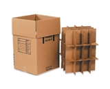 18- x 18- x 28- Dish Pack Boxes (5 Each Per Bundle)