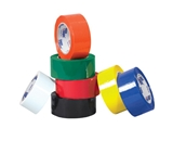 2- x 110 yds. Black (6 Pack) Tape Logic™ Carton Sealing Tape (6 Per Case)