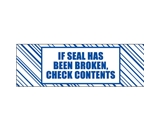 2- x 110 yds. - -If Seal Has Been...- Tape Logic™ Security Tape (36 Per Case)