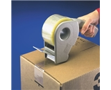2- x 2000 yds. Clear 3M - 371 Carton Sealing Tape (4 Per Case)