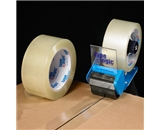 2- x 55 yds. Clear (6 Pack) Tape Logic™ 2.2 Mil Acrylic Tape (6 Per Case)