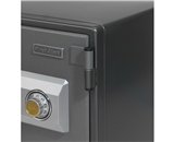 First Alert 2054F 1 Hour Steel Fire Safe with Combination Lock, 0.80 Cubic Foot