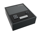 First Alert 2074F Top-Opening Anti-Theft Drawer Safe, 0.35 Cubic Foot