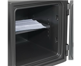 First Alert 2084F 1 Hour Steel Fire Safe with Combination Lock, 1.2 Cubic Foot