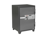 First Alert 2190DF 2 Hour Steel Fire Safe with Digital Lock, 2.0 Cubic Feet