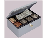 MMF Cash Box With Security Lock