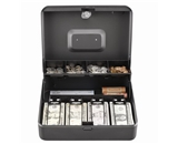 MMF Tiered Tray Cash Box