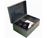 MMF Heavy -Duty Locking Securty Box