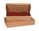 24 1/2- x 14 1/4- x 4 1/2- Garment Mailers (25 Each Per Bundle)