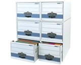 24- x 15- x 10- STOR/DRAWER® STEEL PLUS™ File Storage Drawers (6 Each Per Case)