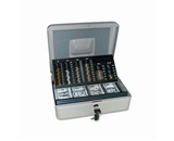 3-in-1 Cash/Change Storage Security Box