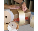 3- x 375- White Central - 255 Reinforced Tape (8 Per Case)