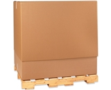 36 1/2- x 36 1/2- x 40- Telescoping Outer Boxes (5 Each Per Bundle)