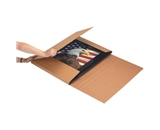36- x 36- x 6- Kraft Jumbo Mailers (20 Each Per Bundle)