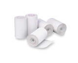PM Company Cash Register/POS One-Ply Receipt Rolls, 1.75 Inches Width, 150 Feets