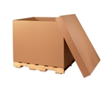 40- x 30- x 30- Triple Wall Gaylord Bottoms (5 Each Per Bundle)