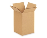 4- x 4- x 6- Corrugated Boxes (Bundle of 25)