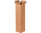 4- x 4- x 60- Tall Corrugated Boxes (Bundle of 25)