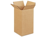 4- x 4- x 8- Tall Corrugated Boxes (Bundle of 25)