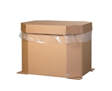 46- x 38- x 24- Triple Wall Octagon Bulk Bins (5 Each Per Bundle)