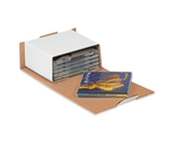 5 5/8- x 5- x 2 9/16- CD Mailers (50 Each Per Bundle)