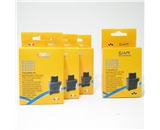 5 Pack Brother LC41 Compatible Ink Cartridges (2BK, 1C, 1M, 1Y) LC-41